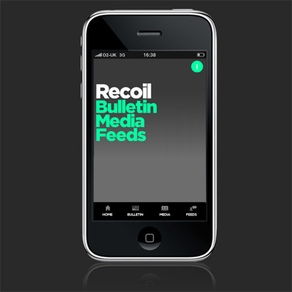 Recoil - iPhone app